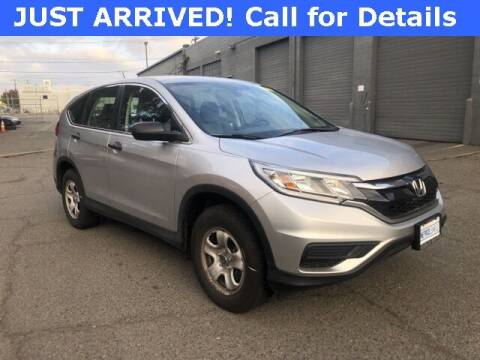 2016 Honda CR-V for sale at Toyota of Seattle in Seattle WA