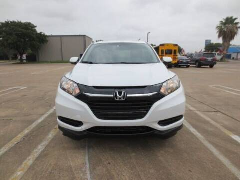 2017 Honda HR-V for sale at MOTORS OF TEXAS in Houston TX