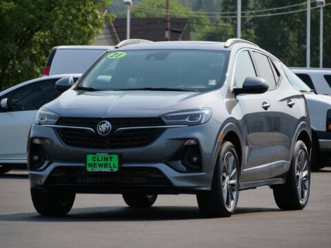 2021 Buick Encore GX for sale at CLINT NEWELL USED CARS in Roseburg OR