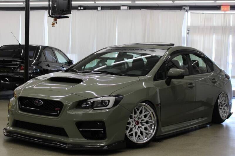 2017 Subaru WRX for sale at Xtreme Motorwerks in Villa Park IL