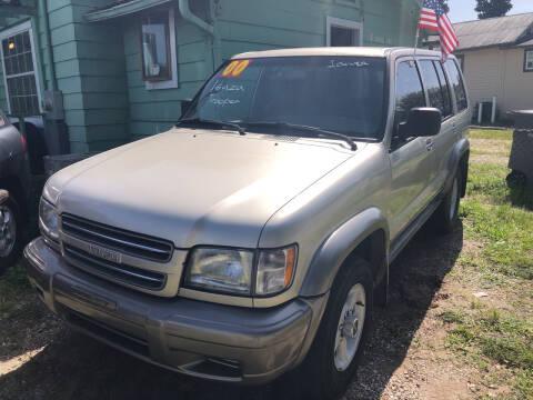 2000 Isuzu Trooper for sale at Castagna Auto Sales LLC in Saint Augustine FL