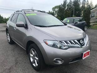 2010 Nissan Murano for sale at FUSION AUTO SALES in Spencerport NY
