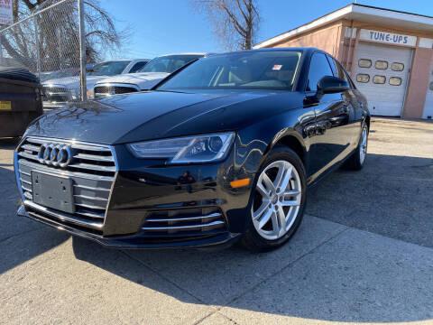 2017 Audi A4 for sale at Seaview Motors and Repair LLC in Bridgeport CT