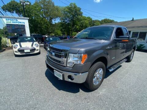 2013 Ford F-150 for sale at Sports & Imports in Pasadena MD