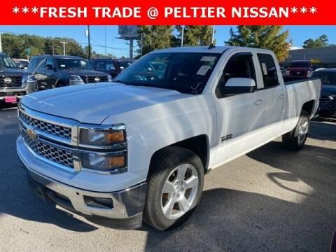 2014 Chevrolet Silverado 1500 for sale at TEX TYLER Autos Cars Trucks SUV Sales in Tyler TX