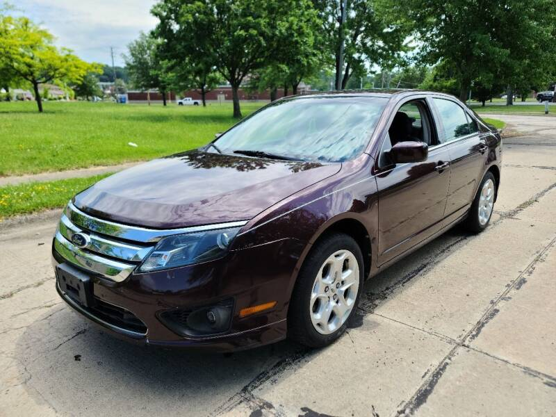 2011 Ford Fusion for sale at World Automotive in Euclid OH