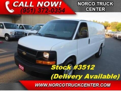 2011 Chevrolet Express Cargo for sale at Norco Truck Center in Norco CA