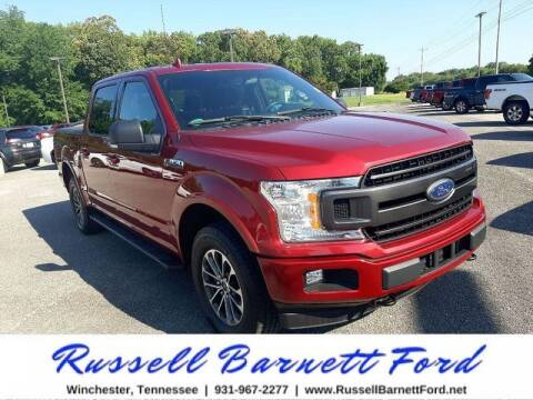 2018 Ford F-150 for sale at Oskar  Sells Cars in Winchester TN