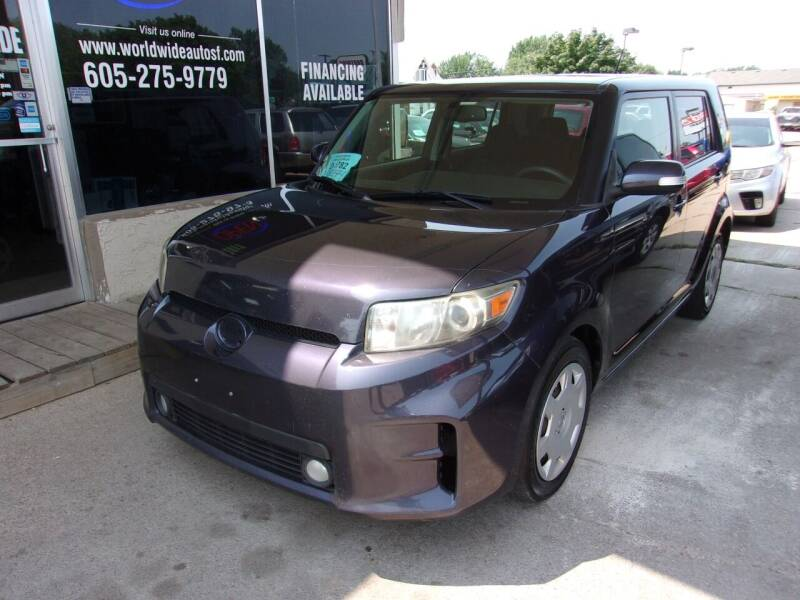 2012 Scion xB for sale at World Wide Automotive in Sioux Falls SD