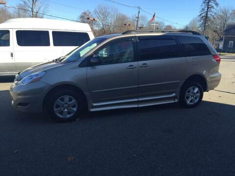 2007 Toyota Sienna for sale at LaBelle Sales & Service in Bridgewater MA