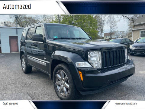 2012 Jeep Liberty for sale at Automazed in Attleboro MA