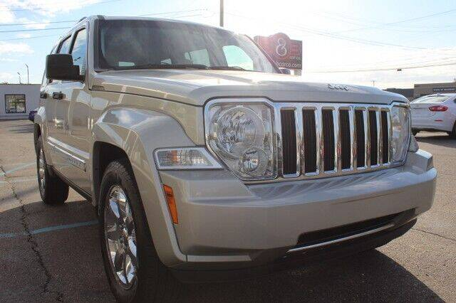2009 Jeep Liberty for sale at B & B Car Co Inc. in Clinton Twp MI