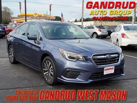 2018 Subaru Legacy for sale at GANDRUD CHEVROLET in Green Bay WI