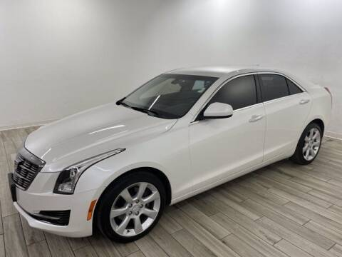 2015 Cadillac ATS for sale at TRAVERS GMT AUTO SALES - Traver GMT Auto Sales West in O Fallon MO
