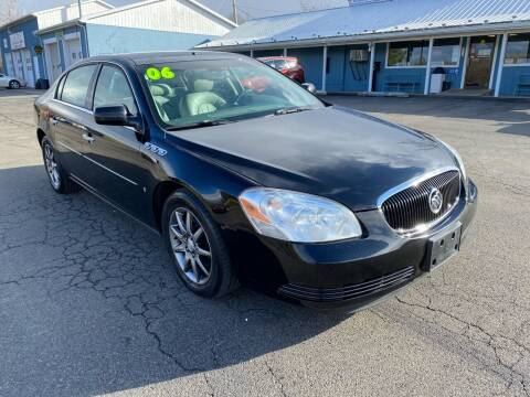 2006 Buick Lucerne for sale at HACKETT & SONS LLC in Nelson PA