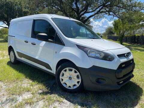 2016 Ford Transit Connect Cargo for sale at Kaler Auto Sales in Wilton Manors FL