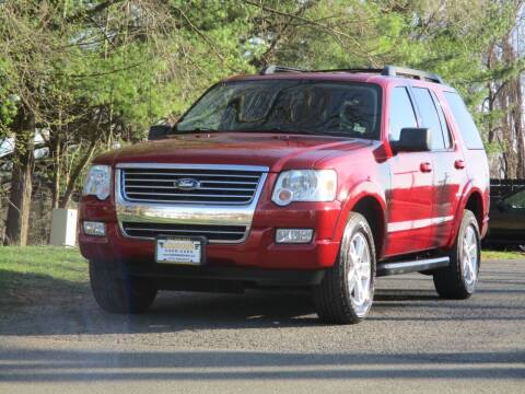 2010 Ford Explorer for sale at Loudoun Used Cars in Leesburg VA