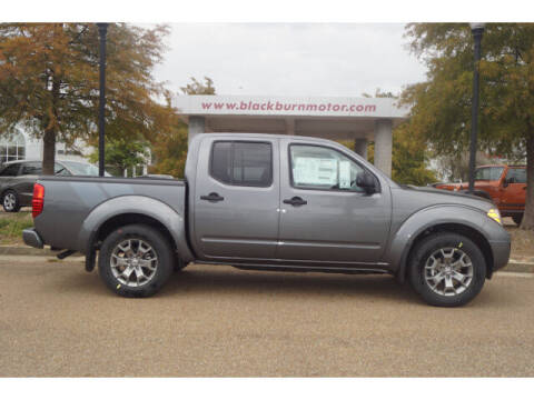 2020 Nissan Frontier for sale at BLACKBURN MOTOR CO in Vicksburg MS