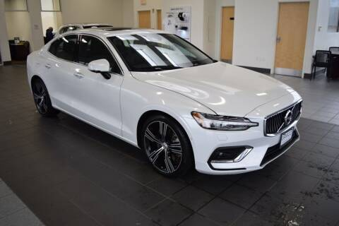 2020 Volvo S60 for sale at BMW OF NEWPORT in Middletown RI