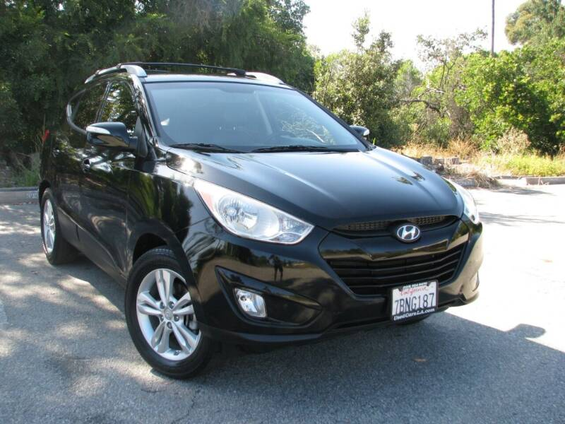 2013 Hyundai Tucson for sale at Used Cars Los Angeles in Los Angeles CA