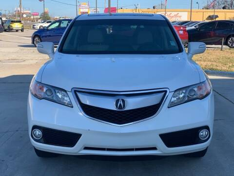 2014 Acura RDX for sale at Max Quality Auto in Baton Rouge LA