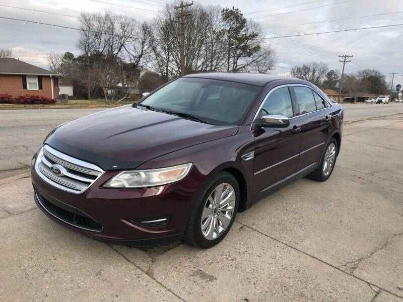 2011 Ford Taurus for sale at E Motors LLC in Anderson SC