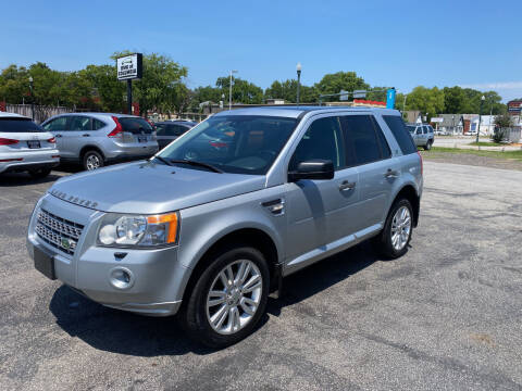 2010 Land Rover LR2 for sale at BWK of Columbia in Columbia SC