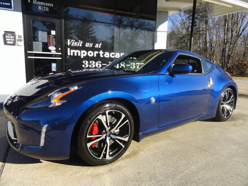 2020 Nissan 370Z for sale at importacar in Madison NC