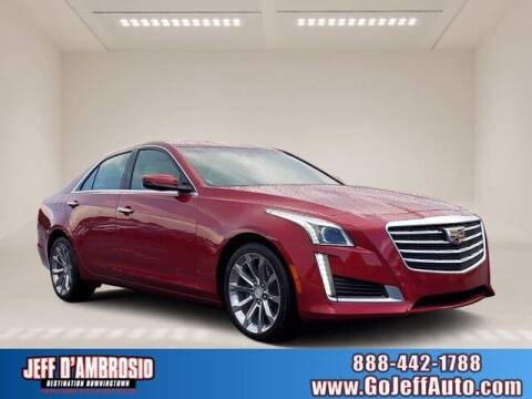 2018 Cadillac CTS for sale at Jeff D'Ambrosio Auto Group in Downingtown PA