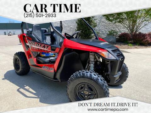 2016 Arctic Cat Wildcat Trail for sale at Car Time in Philadelphia PA