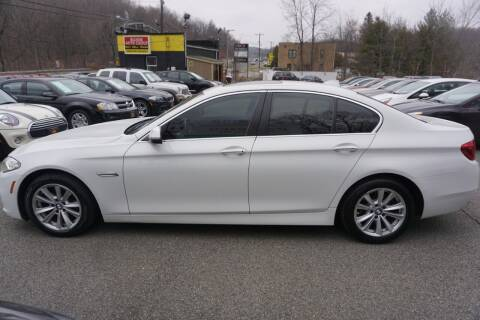 2014 BMW 5 Series for sale at Bloom Auto in Ledgewood NJ