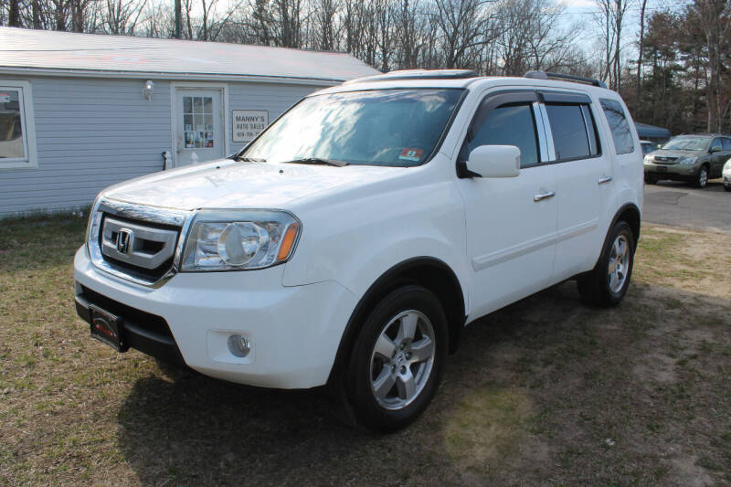 2011 Honda Pilot for sale at Manny's Auto Sales in Winslow NJ