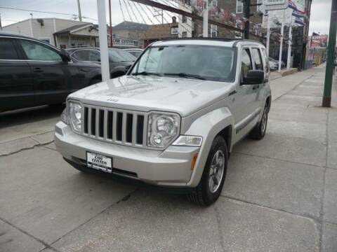 2008 Jeep Liberty for sale at Car Center in Chicago IL