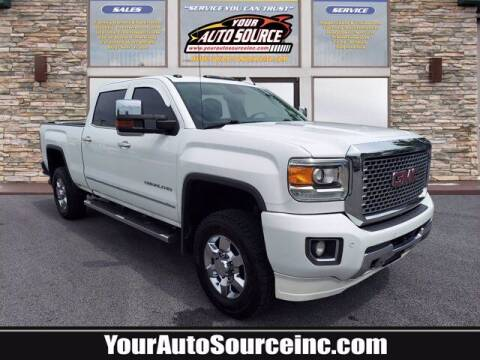 2015 GMC Sierra 2500HD for sale at Your Auto Source in York PA