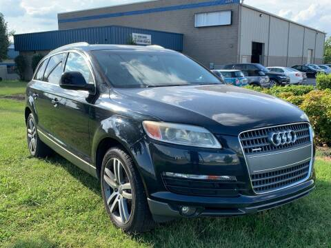 2007 Audi Q7 for sale at Essen Motor Company, Inc in Lebanon TN