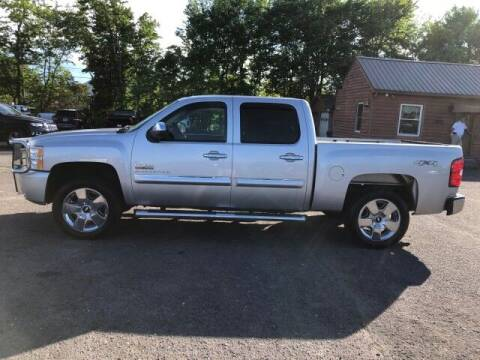 2011 Chevrolet Silverado 1500 for sale at Super Cars Direct in Kernersville NC