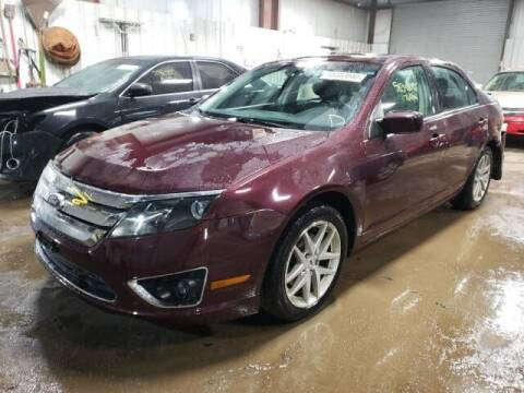 2011 Ford Fusion for sale at Varco Motors LLC - Builders in Denison KS