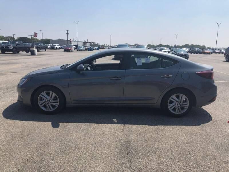 2019 Hyundai Elantra SEL 4dr Sedan - Dallas TX