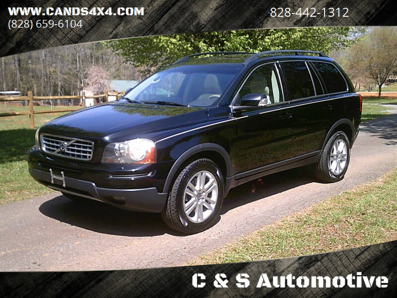 2010 Volvo XC90 for sale at C & S Automotive in Nebo NC