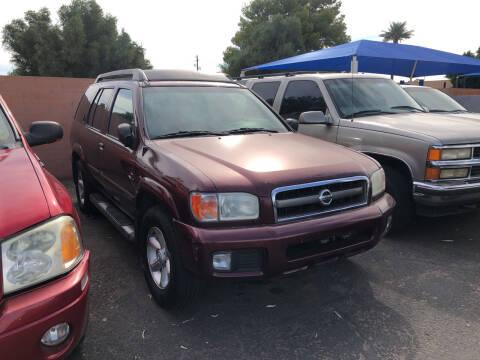 2003 Nissan Pathfinder for sale at Valley Auto Center in Phoenix AZ