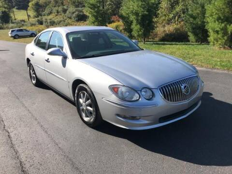2009 Buick LaCrosse for sale at Hawkins Chevrolet in Danville PA