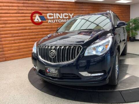 2017 Buick Enclave for sale at Dixie Motors in Fairfield OH