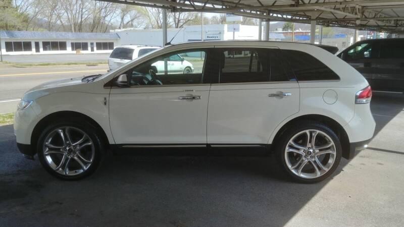 2013 Lincoln MKX AWD 4dr SUV - Elizabethton TN