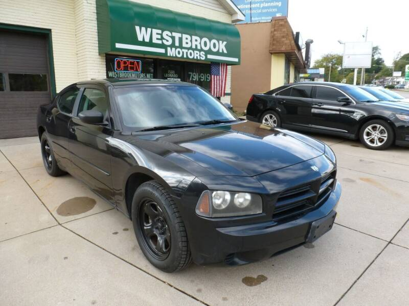 2008 Dodge Charger for sale at Westbrook Motors in Grand Rapids MI