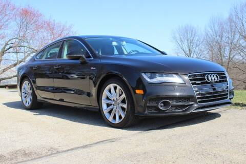 2013 Audi A7 for sale at Harrison Auto Sales in Irwin PA