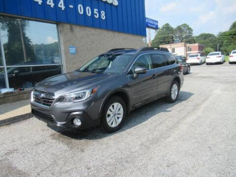 2018 Subaru Outback for sale at 1st Choice Autos in Smyrna GA
