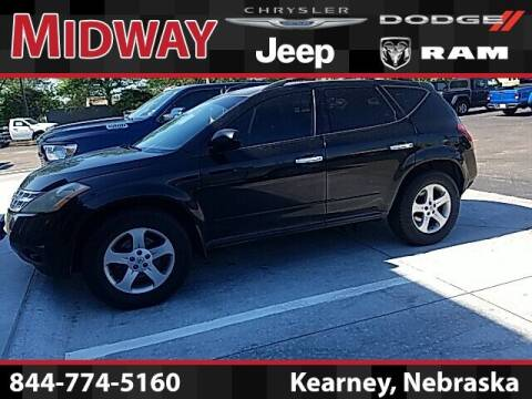 2005 Nissan Murano for sale at MIDWAY CHRYSLER DODGE JEEP RAM in Kearney NE