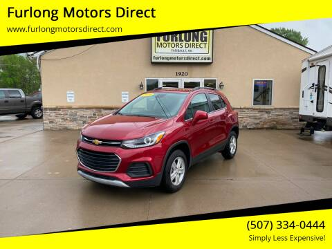 2019 Chevrolet Trax for sale at Furlong Motors Direct in Faribault MN