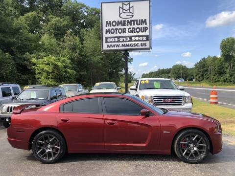 2014 Dodge Charger for sale at Momentum Motor Group in Lancaster SC
