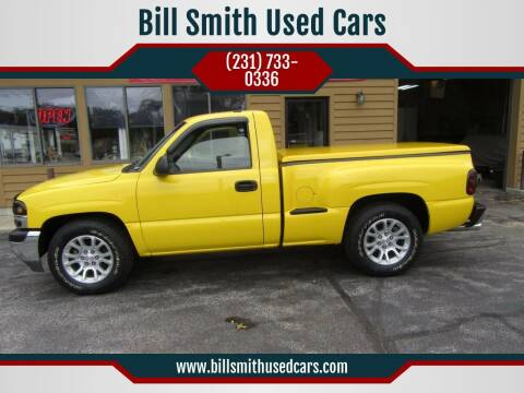 2002 GMC Sierra 1500 for sale at Bill Smith Used Cars in Muskegon MI